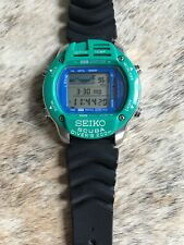 Vintage Seiko M795-5A00 Scuba Diver's 200M Diver Dive Watch