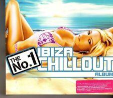 (GC36) The No.1 Ibiza Chillout Album, 4CD  - 2005 CD
