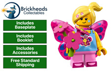 Butterfly Girl LEGO 71018 - Series 17 Minifigure