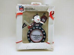 *DAMAGED* by Boelter Brands NFL Snowman Frame Ornament
