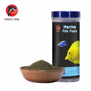 Porpoise Marine Fish Food 180gm  (6.53 oz) Pellets
