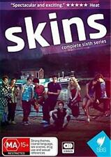 SKINS Series SEASON 6 : NEW DVD
