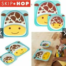 SKIP HOP Giraffe Zoo Table wares