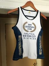 New York City Triathlon Jersey & Pants (Jersey Size Small) (Pants Size Medium)
