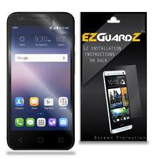1X EZguardz LCD Screen Protector Shield HD 1X For Alcatel Ideal 4060a