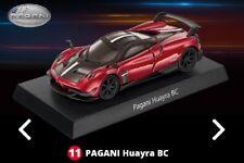 TAIWAN 7-11 Limited 1/64 HYPERCAR COLLECTION 1:64 PAGANI Huayra BC Model Car
