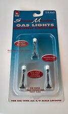 O Life-Like Scene Master Gas Lights 3pk 433-1702