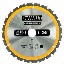 DeWALT DT1952 Circulaw Saw Blade 216mm x 30mm x 24T