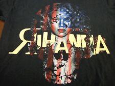 HARD ROCK CAFE ATLANTA   RIHANNA  T-SHIRT ARTIST SPOTLIGHT SIZE XL  Y9