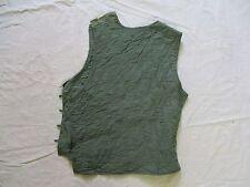Vietnam War _ ORIGINAL VC/NVA cold weather vest , VIET CONG