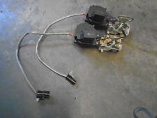 Rover 25 / MG ZR Door lock Drivers side right Rear 2 pins Inc VAT