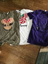 Disney World T-shirt Disney Vacation Shirts Women's Medium Shirts