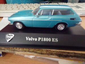 Voiture Miniature 1.43ieme..Volvo P1800 Es Break..1969..s/socle