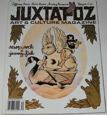 Juxtapoz Art & Culture Magazine Issue #71 December 2006 Tiffany Bozic