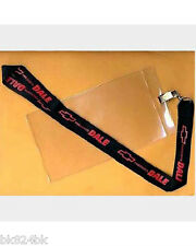 NASCAR Chevy Dale Earnhardt Neck Lanyard Badge ID Ticket Holder