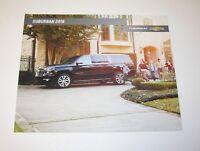 2016 Chevy Colorado Factory Original Dealership Full Color Sales Brochure