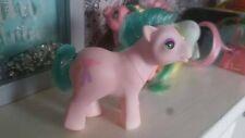 Vintage 80s g1 My little pony beddy bye eyes baby half note
