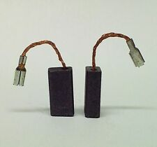(N. 103) Spazzole per Bosch, AEG, GWS 850 CE. PWS 5-115, PWS 6-100 - NUOVO