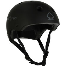 Pro-Tec The Classic Certified Matte Black Helmet