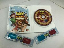 Toy Story Mania (INCLUDES 2 PAIR 3D GLASSES) FREE SHIPPING & RETURNS, TESTED