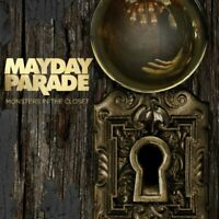 Mayday Parade - Monsters In The Closet (2013) CD NEW