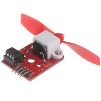 5V L9110 Fan Motor Module Fan Propeller Firefighting Robot For Arduino √