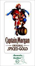 Captain Morgan  sticker 170 x 90  mm  BUY 2 & Get 3
