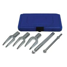 5pc Tie Rod Ball Joint Pitman Arm Seperator Remover Set Pickle Fork Tool 21320