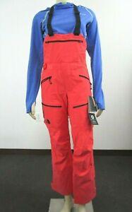 Womens The North Face Purist Futurelight 3L Waterproof Shell Ski Bib Pant Radian
