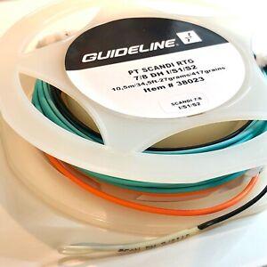 GUIDELINE Scandi RTG Shooting Head #7/8 27g/ 417g Power Taper I/S1/S2 10,5m/34,5