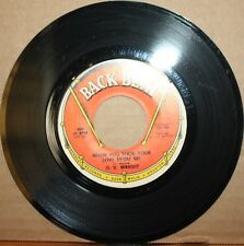 O.V. WRIGHT *When You Took Love From Me* BORN OVER Soul Blues 45 BACK BEAT 620