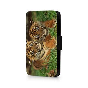 Tiger Cubs Phone Flip Case