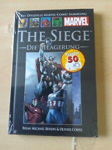 Offizielle Marvel comic Sammlung  # 59 The Siege. Die Belagerung Z 1