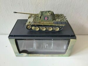 Dragon Armor 1/72 Soviet Army Captured Panther G - 366th Hungary 1945 - 60268