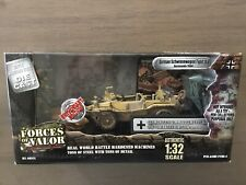 Forces Of Valor 82001 German Schwimmwagen Type 166 Normandy 1944 1/32 New