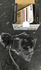 Panasonic LUMIX DC-TZ90 20.3MP Digital Camera - Black
