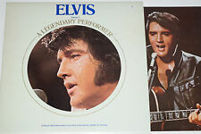 ELVIS PRESLEY -A Legendary Performer - Volume 2- LP mit Booklet RCA Records