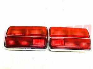 Lights Lights Rear Right+Left Lamborghini Urraco - Fiat 124 Coupe White