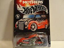 Hot Wheels Mothers Wax Red L'il Bit Foosed Scorchin Scooter