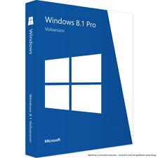 Microsoft Windows 8.1 Professional 32 / 64-bit Vollversion ESD Download KEY 1PC