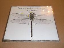 "FERNANDO ORTEGA "" DRAGONFLY "" CD PROMO SINGLE 2004 EXCELLENT"
