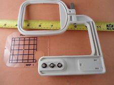 """Embroidery Hoop C 2"""" x 2"""" Elna 820/8200/8300/8600 Bernina Deco 330, Deco 340"""