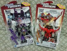 TransFormers Generations Classics G1 Armada StarScream Skywarp Seeker Jet Lot 30