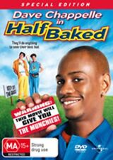 Half Baked (Dave Chappelle) Special Edition New DVD R4
