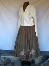 Victorian Dress Edwardian Civil War Prairie Western Style Outfit