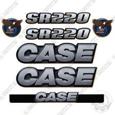 Case SR-220 Mini Chargeur Équipement Stickers Sr 220