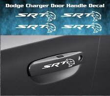 Dodge Charger Srt Hellcat Door Handle  Vinyl Decal Sticker Graphic Hemi Hell Cat