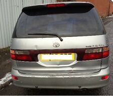 TOYOTA PREVIA GS 8-SEATS 2.0 D-4D DIESEL - 2001 2002 2003 - BREAKING / SPARES