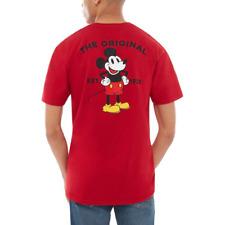 DISNEY X VANS Mickey Mouse The Original T-SHIRT 90TH ** Classic Fit ADULT MEDIUM