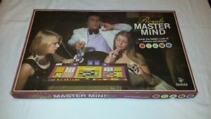 Vintage 1975 Royale Master Mind Game by Invicta